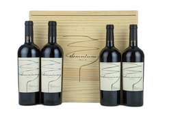 4-Bottle Estate Cabernet Sauvignon Vertical