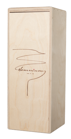 3L Birch Wooden Wine Box
